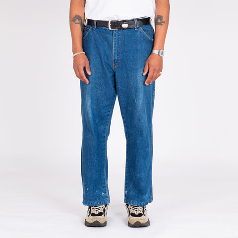 "Vintage Dickies Indigo Denim (36"")"
