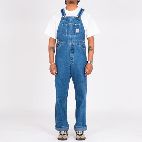 "Vintage Carhartt Utility Dungarees (32"")"