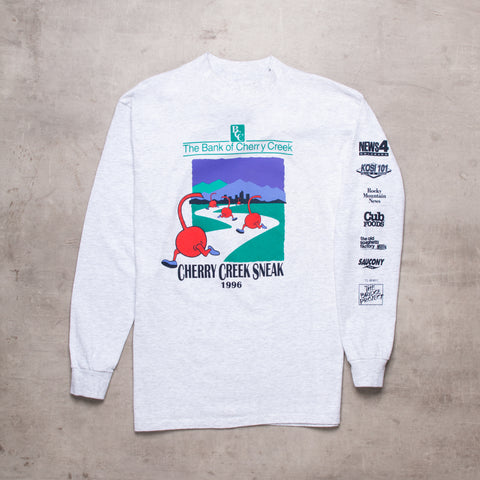 '96 Cherry Creek Spell Out Long Sleeve (S/M)
