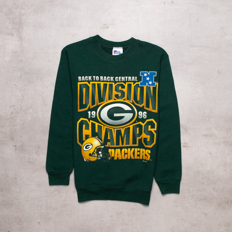 '96 Greenville Packers Pro Team Sweat (XS / Ladies)