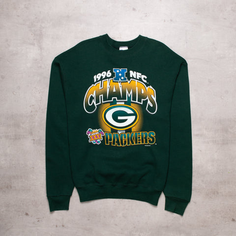 '96 Greenville Packers Spell Out Sweat (XL)