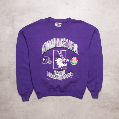 '96 Northwestern Wildcats Spell Out Sweat (M)