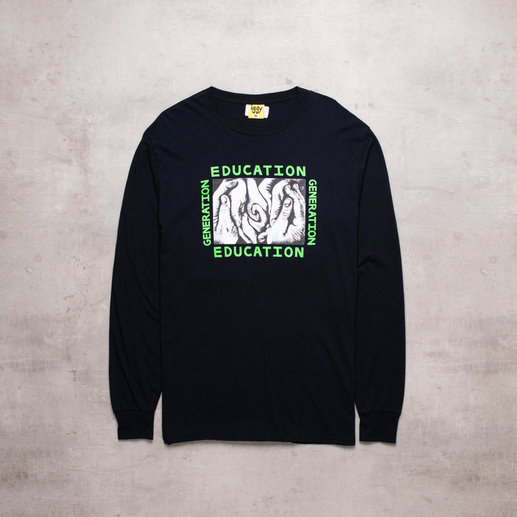 FRESH IGGY New York Education Long Sleeve (M)