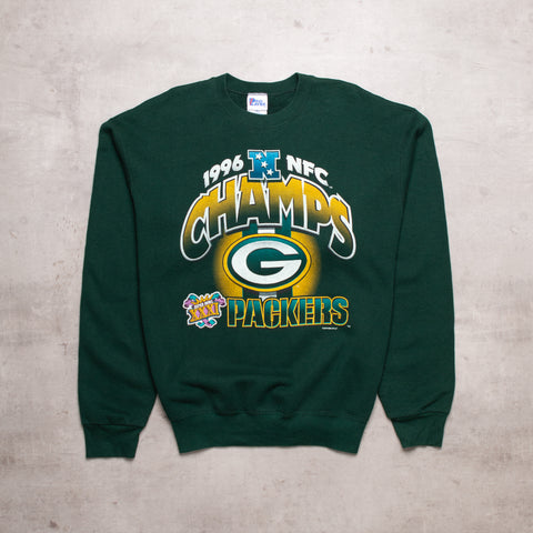 '96 Green Bay Packers Pro Team Sweat (XL)