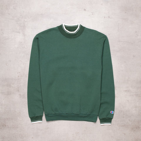 Vintage Champion Mock Neck Sweat (S)