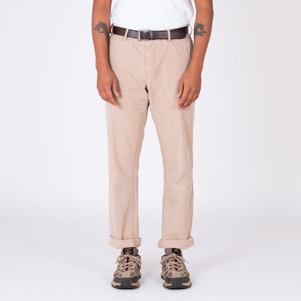 "Modern Tommy Hilfiger Off White Work Pant (34"" - 36"")"