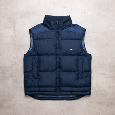 00s Nike Down Filled Gillet (M)