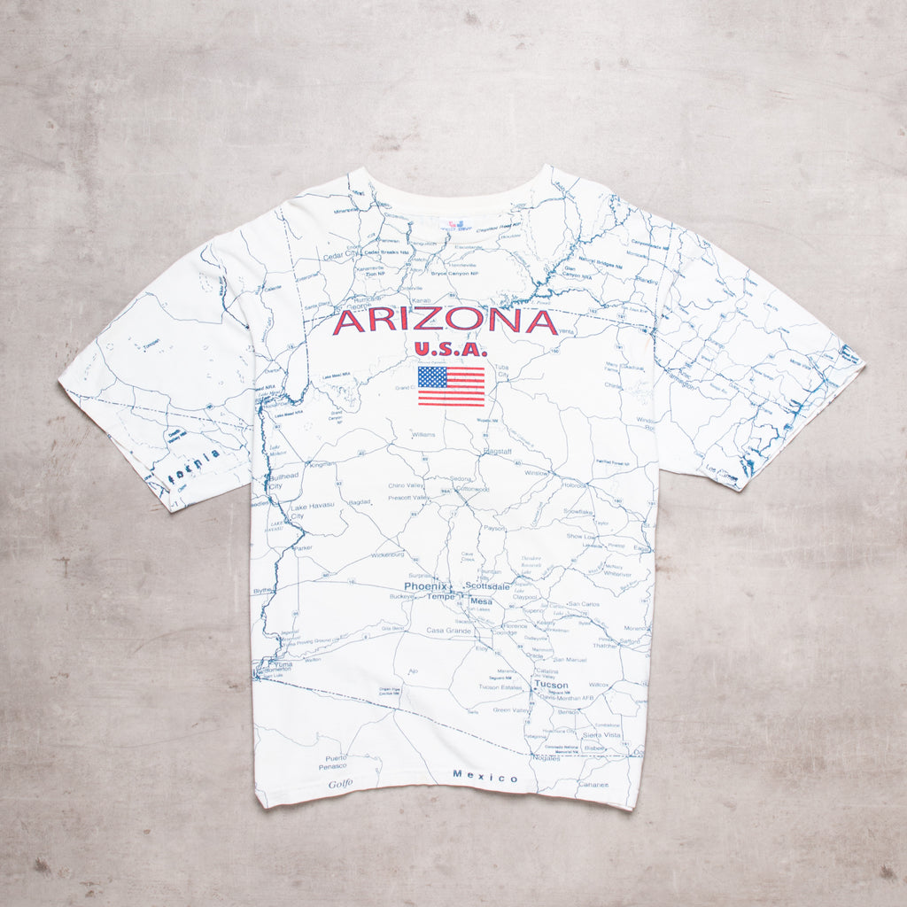 90s Arizona All Over Print Tee (XL)