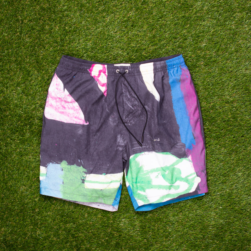 FRESH Folk Abstract Shorts (M)