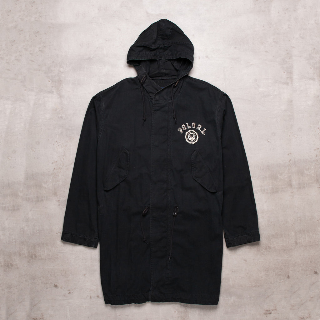 90s Polo Sport Heavyweight Parka (L)