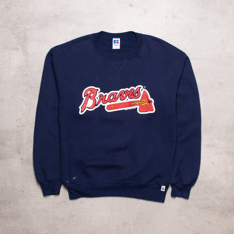'89 Atlanta Braves Sweat (M)