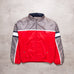 90s Polo Sport Colour Block Windbreaker (XL)