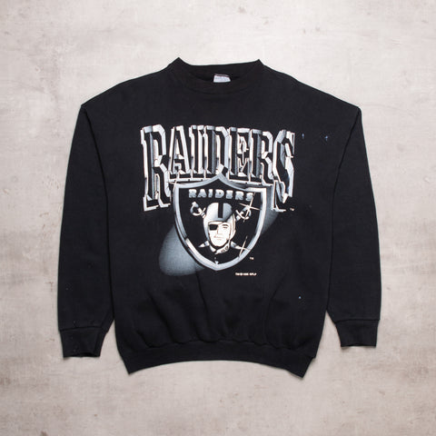 '95 Oakland Raiders Pro Team Sweat (L)