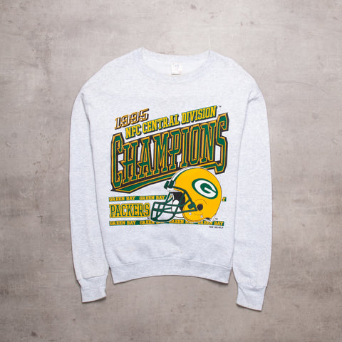 '95 Green Bay Packers Pro Team Sweat (M)
