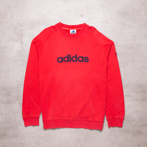 90s Adidas Embroidered Sweat (XL)