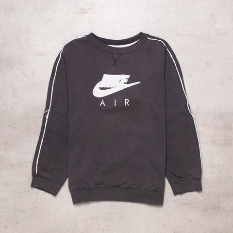 00s Nike Air Spell Out Sweat (XS / Ladies)