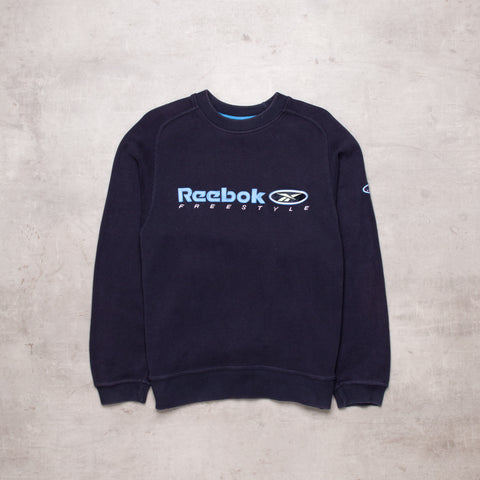 90s Reebok Embroidered Sweat (S)