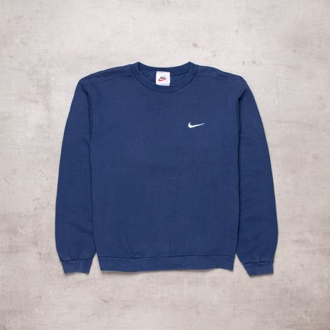 90s Nike Pocket Swoosh Sweat (S)