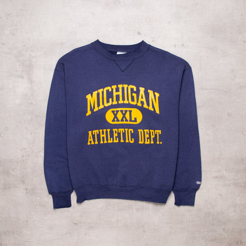 90s Michigan Athletics Sweat (S)