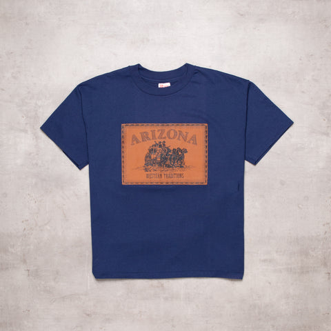 90s Arizona Navy Tee (L)
