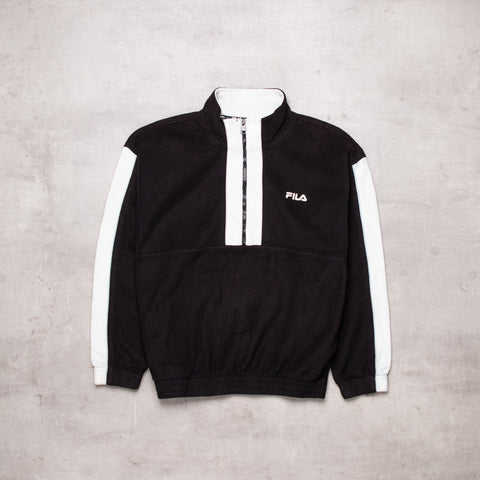 90s FILA Pull Over Fleece (XS / Ladies)