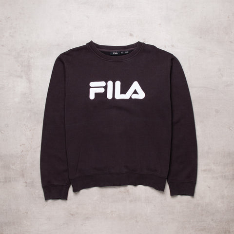 Vintage FILA Spell Out Sweat (S/M)