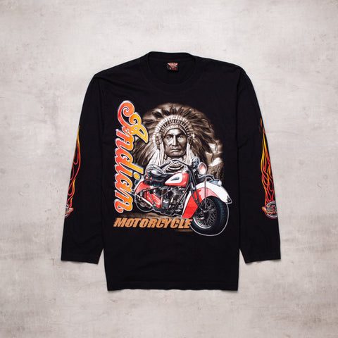 90s Indian Motorcycle Long Sleeve (L)