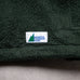Vintage Deep Green Mountain Fleece (M)