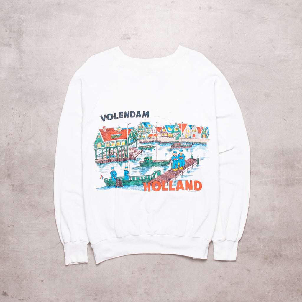 80s Volendam Spell Out Sweat (S)