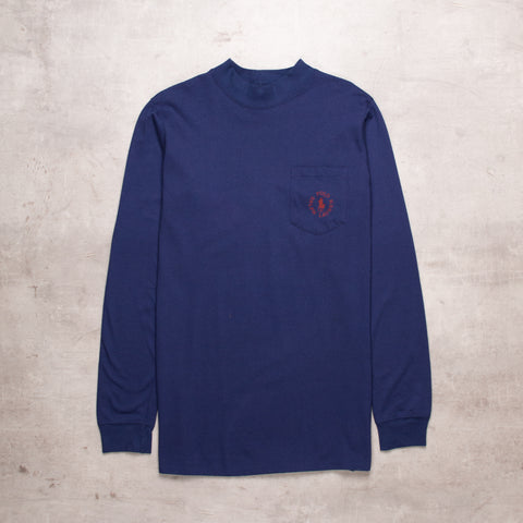 90s Ralph Lauren Long Sleeve Mock Neck (S)