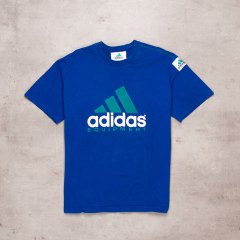 90s Adidas Equipment Spell Out Tee (M)