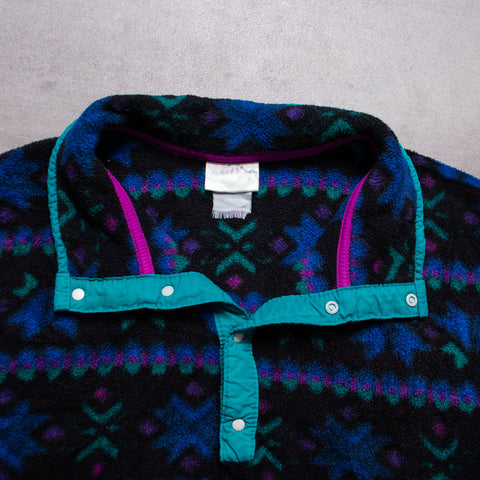 The Vintage Tommy Hilfiger Patchwork Spell Out (L)