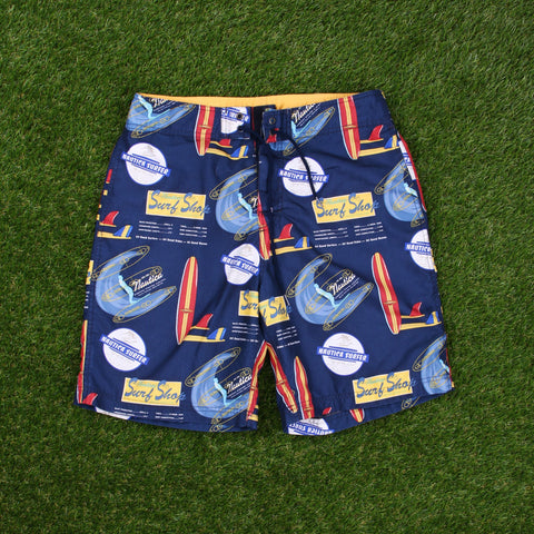 The Vintage Nautica Surf Short (L)