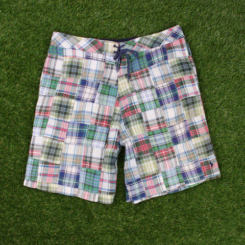 "The Vintage Patchwork Short (36"")"