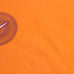 00s Nike Burnt Orange Spell Out Tee (XL)