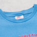 90s Nike Pastel Blue Embroidered Tee (XL)