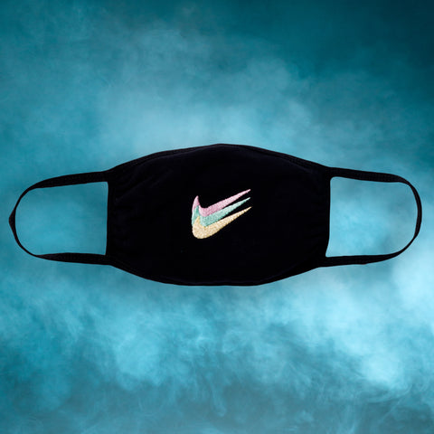 Swoosh Custom Face Mask