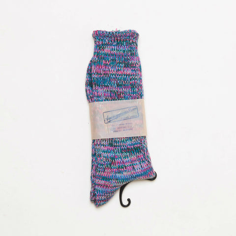 FRESH Anonymous Ism 5 Colour Mix Crew Socks