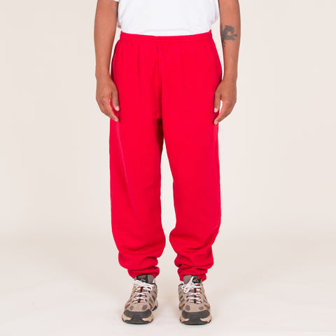 "90s Nike Red Sweat Pants (32"" - 36"")"