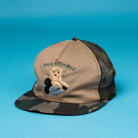 Vintage Ducks Unlimited Trucker Cap