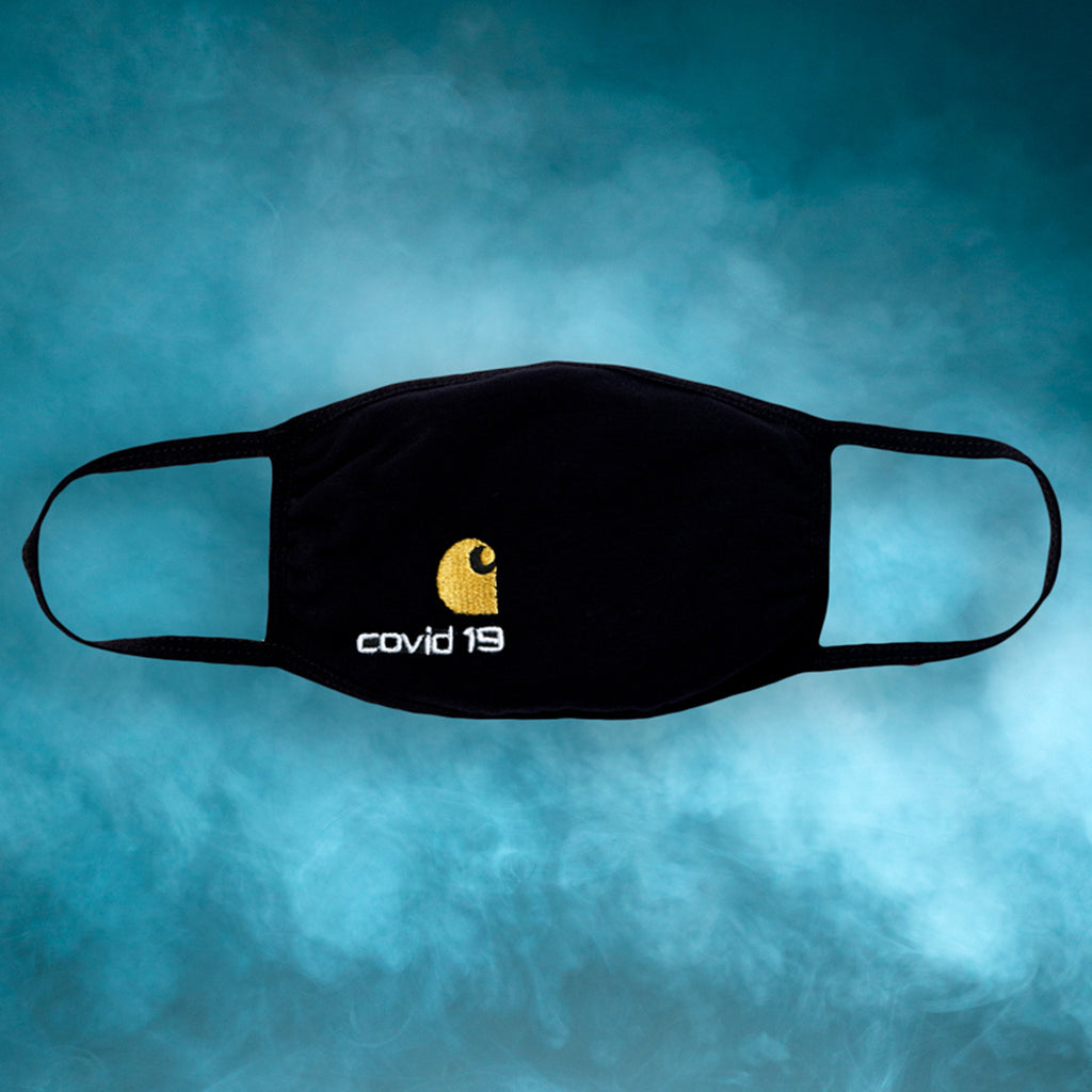 C.Hartt Embroidered Face Mask