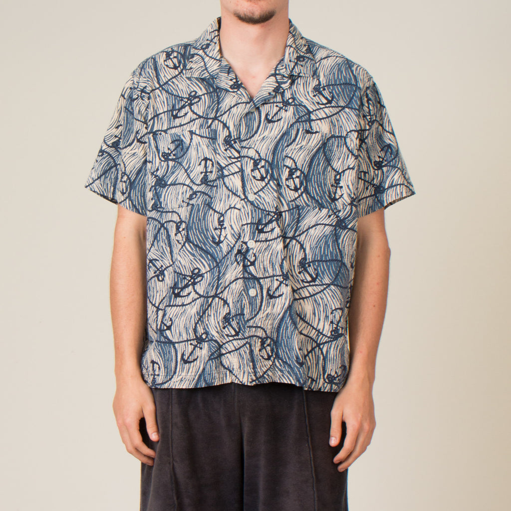 Vintage Polo Sport Vacation Shirt (M/L)