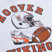90s Hoover Vikings Spell Out Tee (M/L)