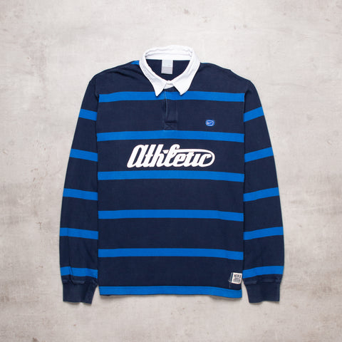 00s Nike Striped Rugby (M)