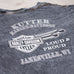 Vintage Harley Davidson Loud & Proud Long Sleeve (M)