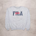 90s FILA Spell Out Sweat (S)