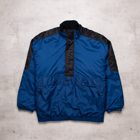 90s Nike Puffer Pull Over (XL)