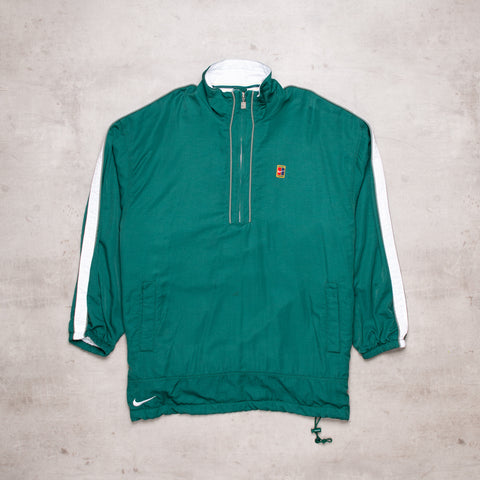 90s Nike Challenge Court Pull Over (XL)