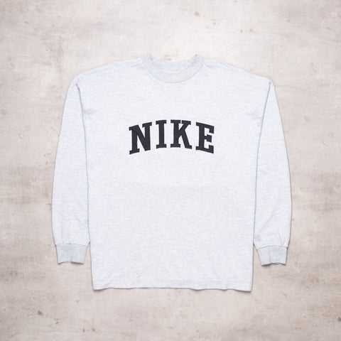 90s Nike Big Spell Out Sweat (XL)