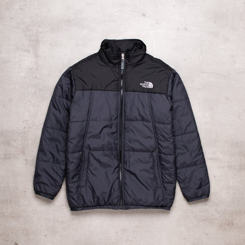 Vintage North Face Contrast Puffer Jacket (XS)